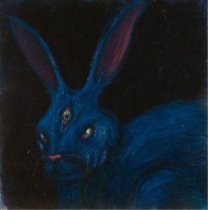 Conejo azul Miguel Alejandro Machado 2018 | Rialta
