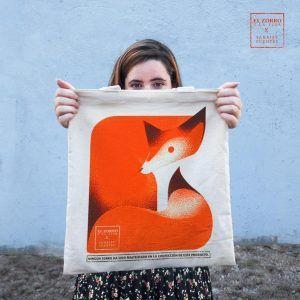 ILUSTRACIÓN PARA @el zorro y la flor | Rialta