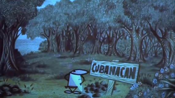 Macrotí: un Noé cubano (animación)