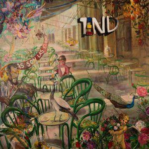 Miguel Alejandro Machado. Junio The end 2019. Oil on canvas 200 x 200 cm | Rialta