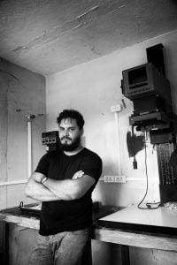 Pablo Víctor Bordón en su Laboratorio Altahabana 2020 FOTO Evelyn Sosa   Rialta