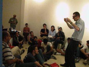 Conferencia en la Catedra del artista Thomas Hirschhorn | Rialta