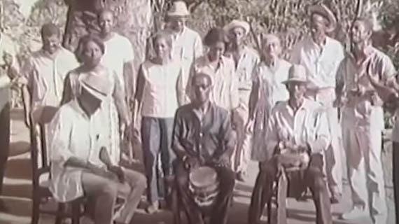 Tonadas trinitarias (documental)