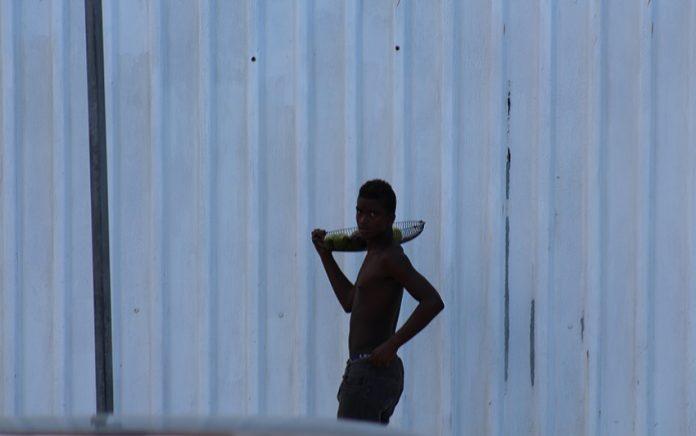 En el área de la Bahía, La Habana (Foto: Jesús Adonis Martínez)