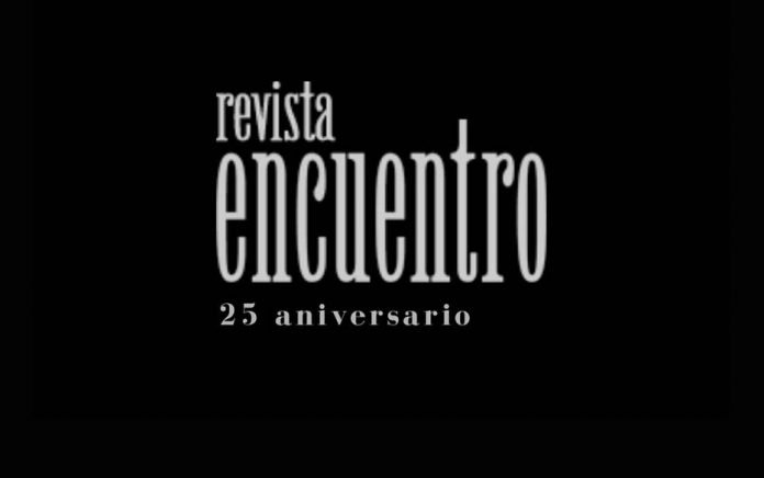 Homenaje por el 25 aniversario del lanzamiento de la revista Encuentro de la Cultura Cubana (1996-2009).