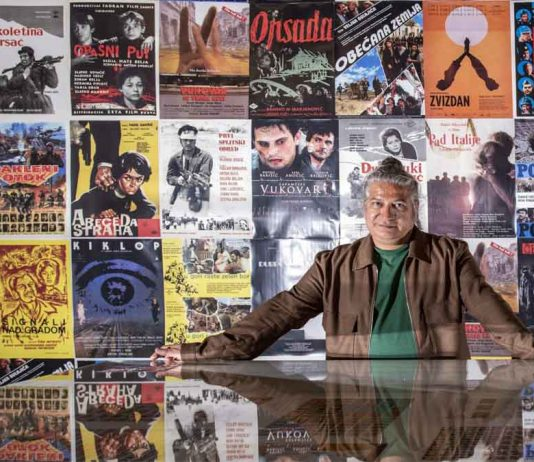 Carlos Garaicoa en la Kula Gallery. JOŠKO PONOŠ/CROPIX