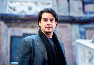 El cineasta guatemalteco Jayro Bustamante