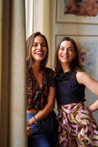 Gladys Garrote y Luisa Ausenda, fundadoras de Clit Splah (Foto: Cortesía de Clit Splash)