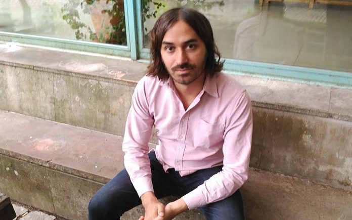 Matías Piñeiro (Foto: José Antonio Vega)