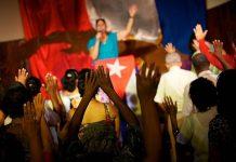 iglesia evangélica Cuba