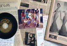 Documentos pertenecientes al Archivo Cubanecuir (Imagen tomada de su página en Facebook)