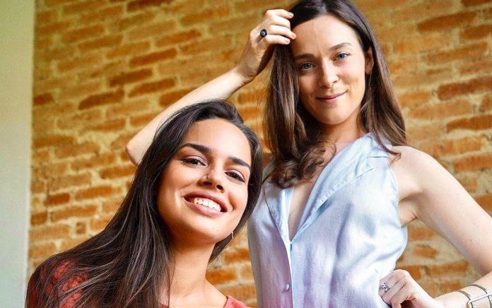 Gladys Garrote y Luisa Ausenda, fundadoras de Clit Splah