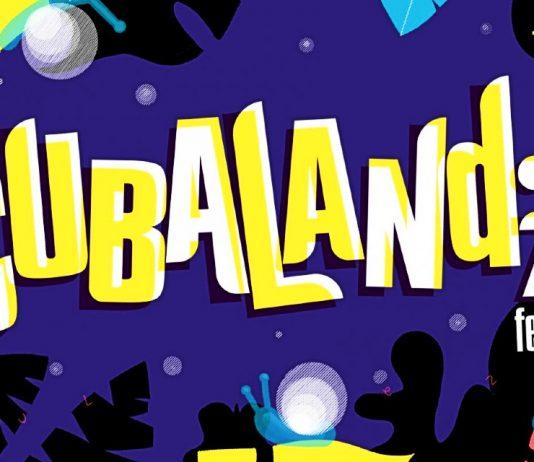 Poster del Festival Cubalandz, en Bruselas. (Imagen: Web de Bozar)