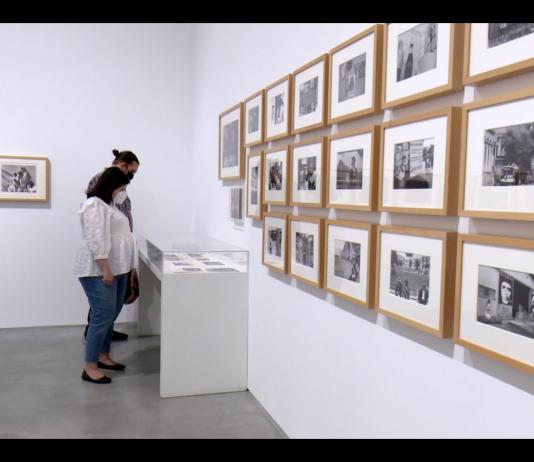 Exposición 'Los enemigos de la poesía: Resistencias en América Latina', Museo Nacional Centro de Arte Reina Sofía, Madrid (Captura de pantalla del video de presentación)