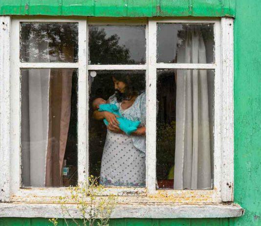 Ruber Osoria retrata la pandemia en Chile