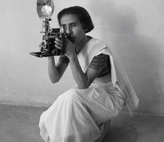 Homai Vyarawalla, primera mujer fotoperiodista en India