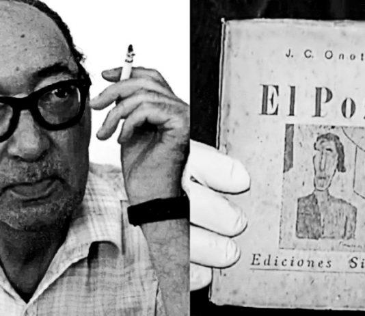 Juan Carlos Onetti / 'El pozo'; Ediciones Signo, 1939 (Captura de pantalla: teledoce.com)