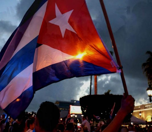 Revuelta popular en Cuba