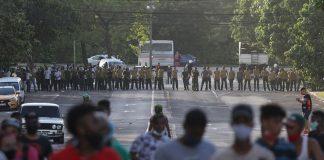 violentos en Cuba