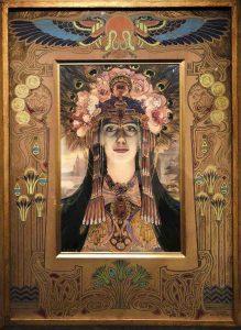 'Salambó', 1899; Adolphe Cossard (© Paris, Coll. Part.)