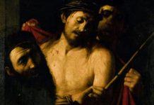 Detalle de 'Ecce Homo'; atribuido a Caravaggio