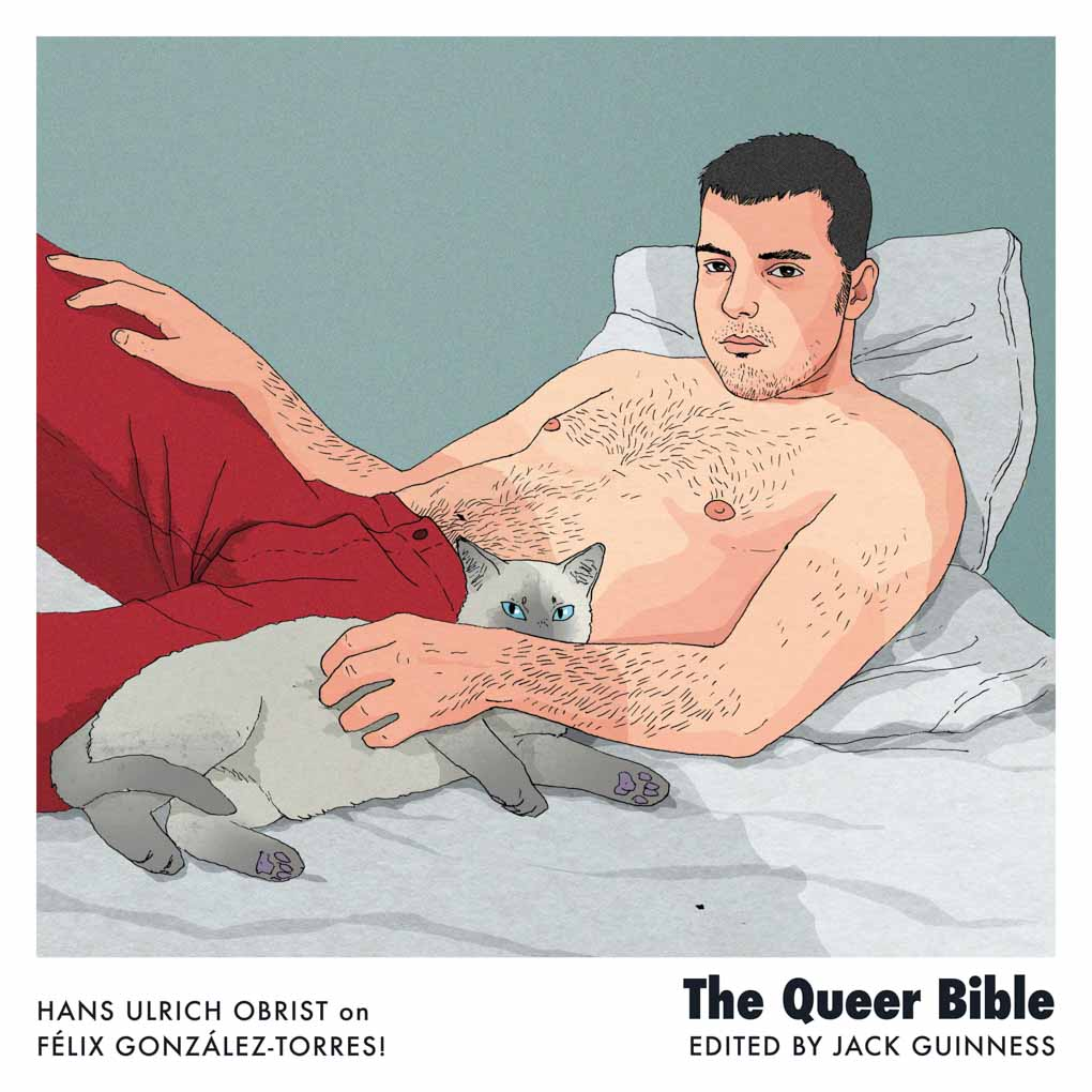 'Ilustración para «The Queer Bible»'