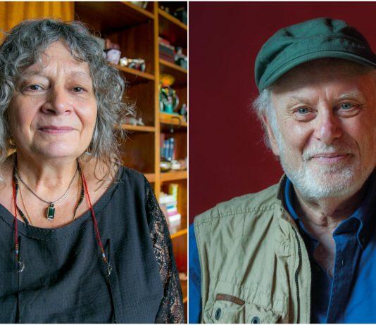 Rita Segato y Walter Mignolo