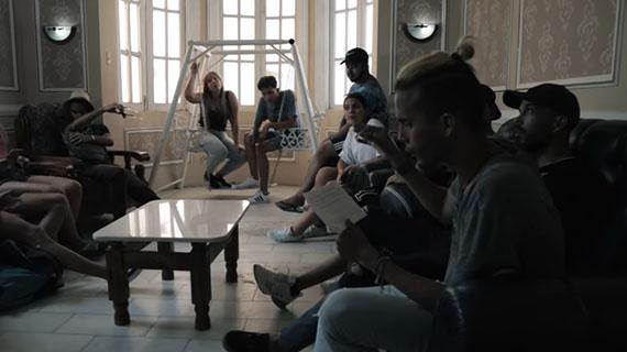 Si te ríes pierdes. Una película con youtubers cubanos (ficción)