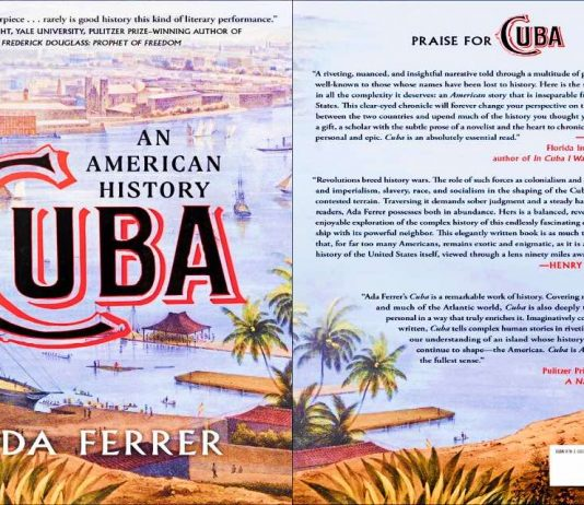 'Cuba: An American History' (Simon & Schuster, 2021); Ada Ferrer