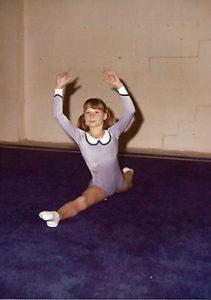 Kristin Dykstra en 1979