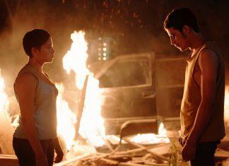 Fotograma de 'Noche de fuego' (2021); Tatiana Huezo