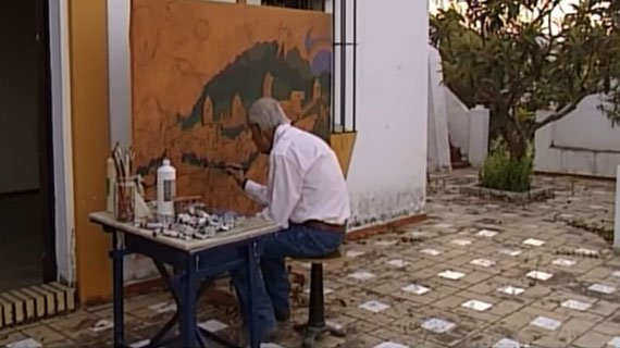 Jorge Camacho. Sur-Real (documental)
