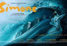 Poster de 'Simone' (2021); Betty Kaplan / Diseñador: Ángel Boligán