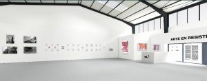 'Arte en resistencia'; Movimiento San Isidro. Oslo Freedom Forum 2021. (Captura de pantalla de muestra virtual).