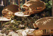 Proyecto Hotel Cocoon Cabin; Jorge Luis Veliz / Imagen: Instagram/veliz_arquitecto