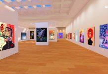 Exposición 'NFT Cuba Art'. Oncyber.io / Imagen: Cortesía de los curadores